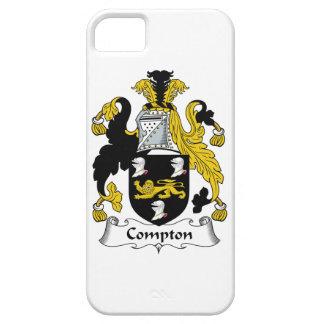 Compton Family Crest iPhone 5 Case