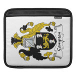 Compton Family Crest Sleeve For iPads
