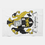 Compton Family Crest Towels