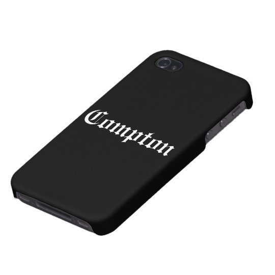 Compton iPhone Case