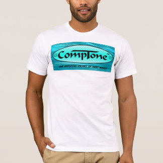 Comptone Surf MuiscLogo T-Shirt