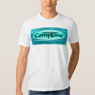 Comptone Surf MuiscLogo T-shirts