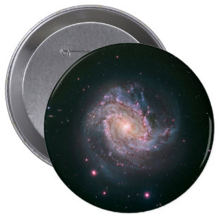 Compuesto de Hubble-Magellan de M83