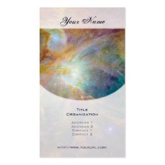 Compuesto de la nebulosa de Orión Tarjeta Personal