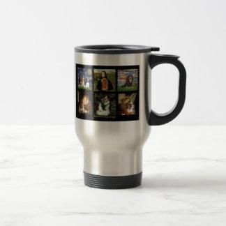 Compuesto de la obra maestra - Cavaliers Tazas De Café