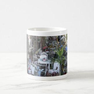 Compulsive hoarding coffee mug