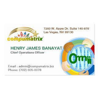 Compumatrix Calling Card
