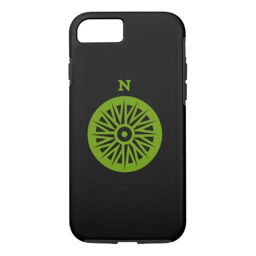 Compus North apple iphone-6 case design