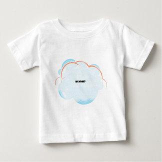 ¿Computación conseguida de la nube? Playera