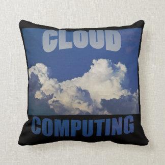 computación de la nube almohadas