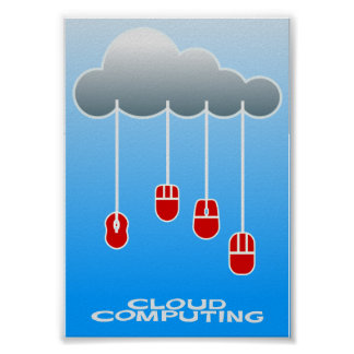 computación de la nube impresiones