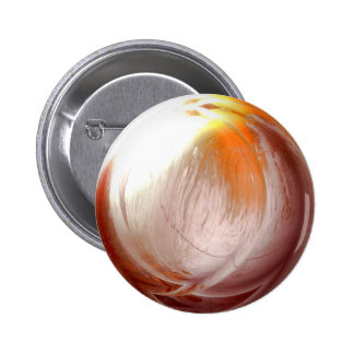 Computer Abstract Painting Pinback Buttons