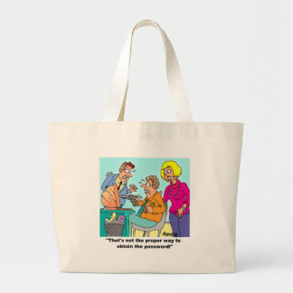 Computer Aficionado Gifts Canvas Bag