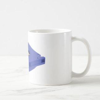 Computer backup tape coffee mug