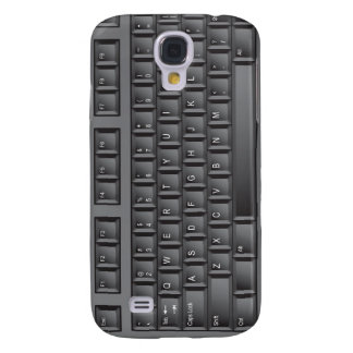Computer Black Keyboard iPhone Case Samsung Galaxy S4 Cover