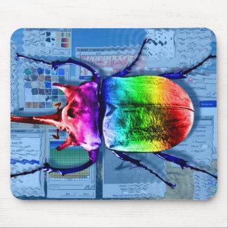 Computer Bug! Mouse Pad