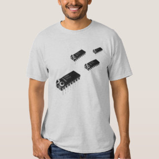 Computer bugs shirt