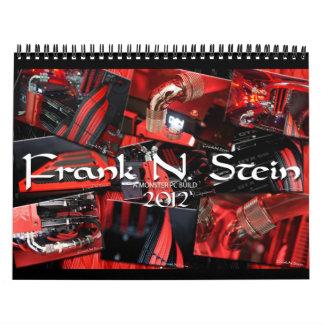Computer Calendar - Frank N Stein PC