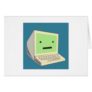 Computer Greeting Card