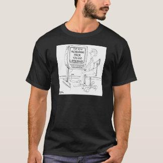 Computer Cartoon 1164 T-Shirt