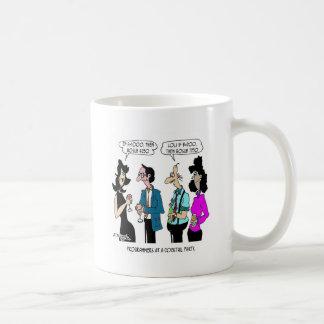 Computer Cartoon 5873 Coffee Mug