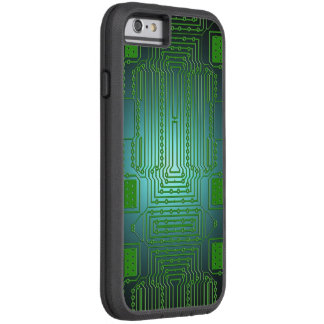Computer Chip Cell Phone Case