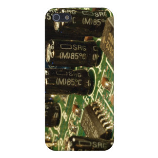 Computer Chip Electronic Board iphone case