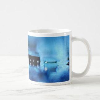 Computer Chip Classic White Coffee Mug