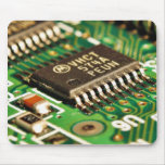 Computer Chips Circuits Boards Mousepads