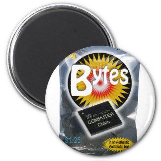 Computer Chips Magnet