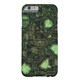 Computer circuit background iPhone 6 case