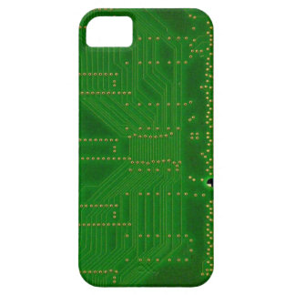Computer Circuit Board iPhone 5 Cases