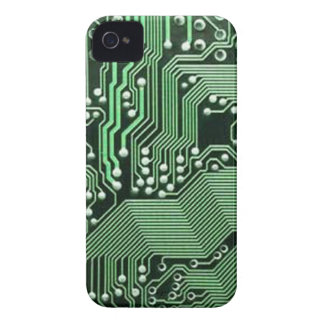 Computer circuit board Case-Mate iPhone 4 cases