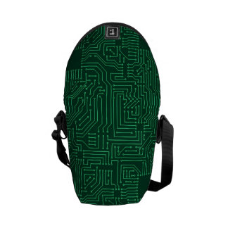 Computer circuit board courier bag