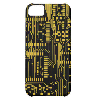 Computer Circuit Board Geek iPhone Case Cover For iPhone 5C