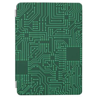Computer circuit board iPad air cover