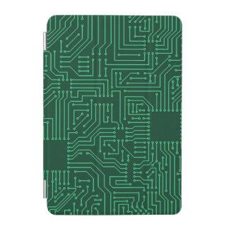 Computer circuit board iPad mini cover