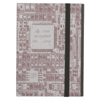 Computer circuit board cover for iPad air