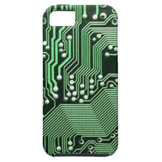 Computer circuit board iPhone 5 case