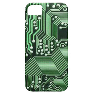 Computer circuit board iPhone 5 covers