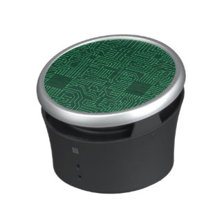 Computer circuit board bluetooth speaker