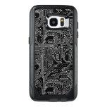 Computer Circuit Board Samsung Galaxy S7 Edge Case