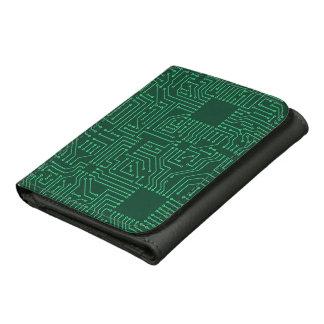 Computer circuit board wallet