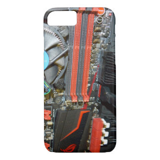 Computer_Components_iPhone_Seven_Case iPhone 8/7 Case
