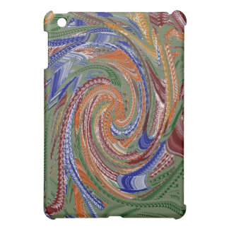 Computer Consciousness Design iPad Mini Cases