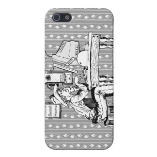 Computer Cowboy iPhone SE/5/5s Cover