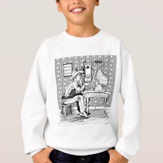 Computer Cowboy Sweatshirt