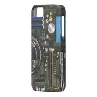 Computer CPU iPhone 5 Case