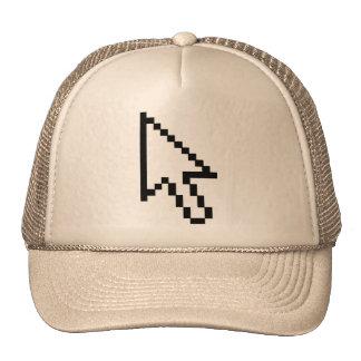 Computer Cursor Trucker Hat