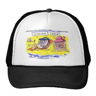 Computer Dating? Funny Gifts Tees & Collectibles Trucker Hat